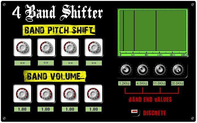 Descargar 4 Band Shifter