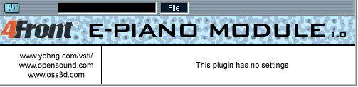 Descargar 4Front E-Piano