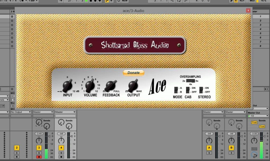 Ace VST Free download guitarras eléctricas VST