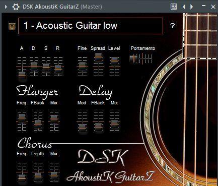 AkoustiK GuitarZ VST