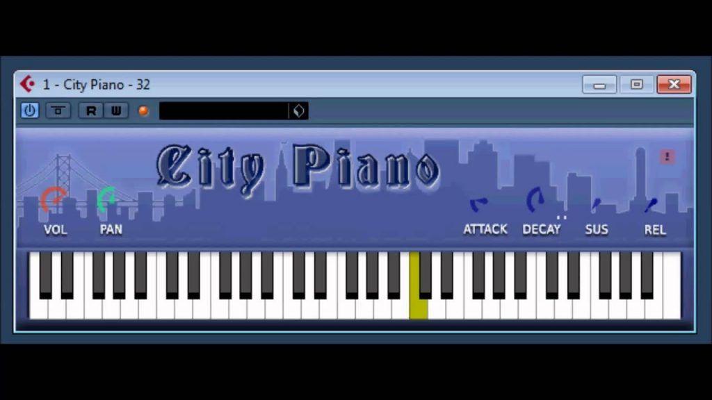 Descargar City Piano