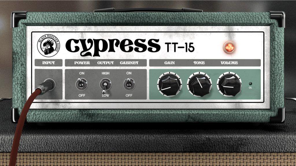 Cypress TT-15 VST free download guitarras eléctricas VST