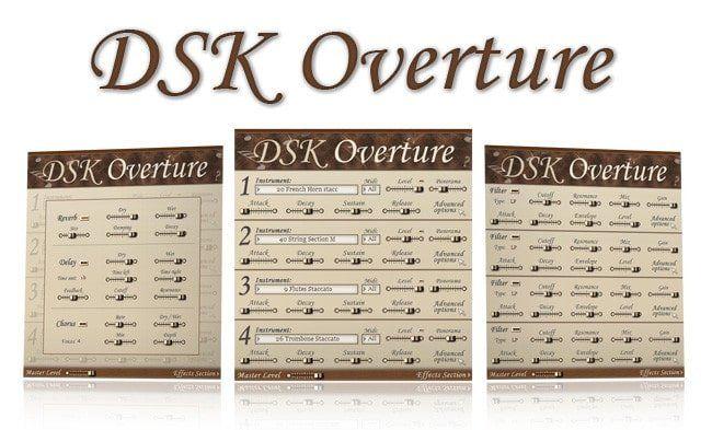 DSK Overture VST Free download