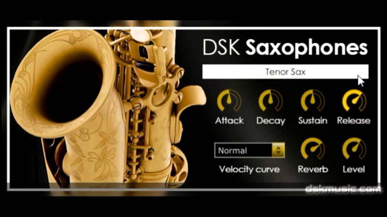Dsk Saxophones download Sax VST
