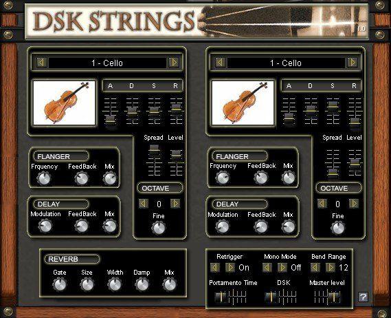 Strings Vst free violin vst