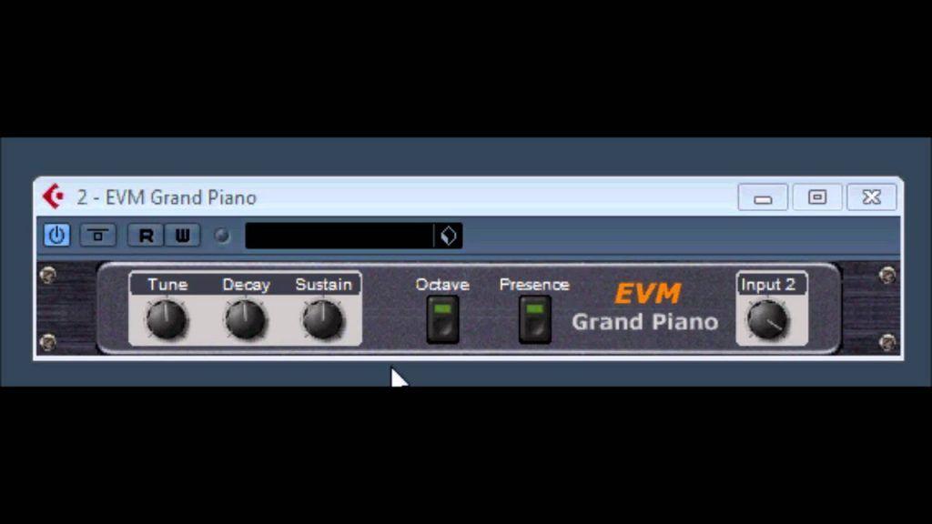 Descargar EVM Grand Piano