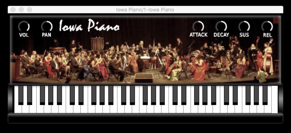 Descargar Iowa Piano