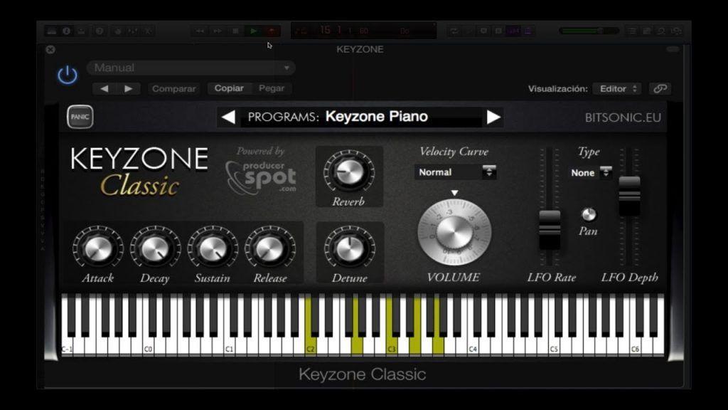 VST Piano - Keyzone Classic
