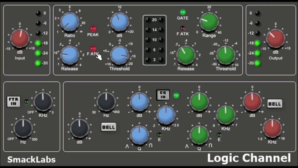 Descargar Logic Channel vst