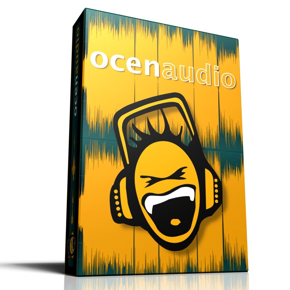 Ocenaudio - DAW gratis