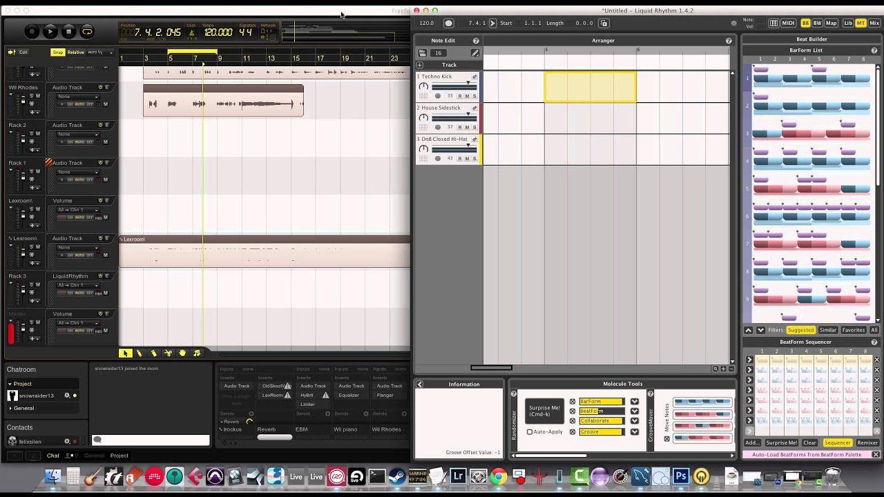 Ohm Studio editor de audio en linea