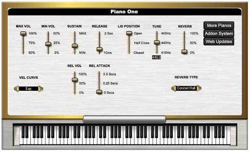Descargar Piano One