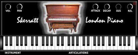 Descargar Skerratt London Piano