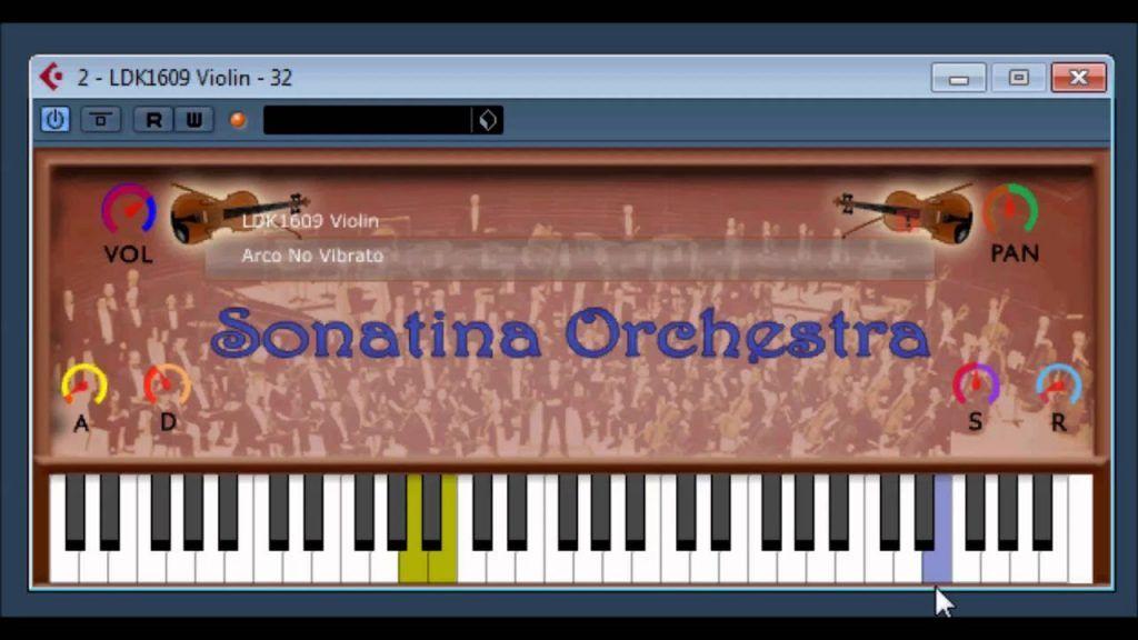 Sonatina Violin VST plugin free download