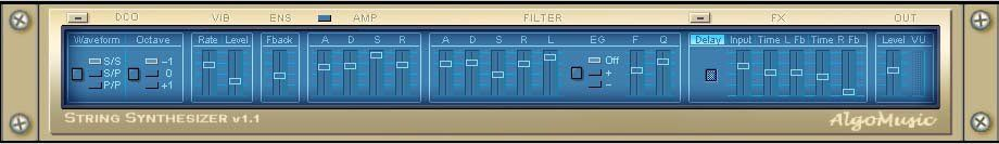 String Synthesizer Free download