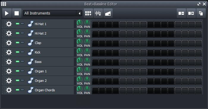 bucles de audio