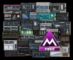 Descarga MFreeFX Bundle by MeldaProduction VST