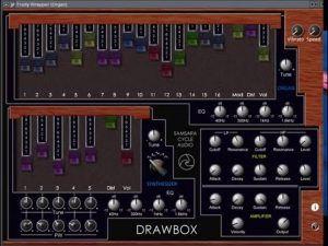 Descargar Drawbox VST