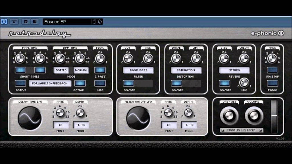 Retro Delay Free download